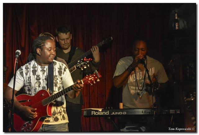 Zimbabwe music Australia